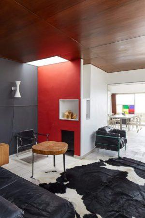 Chez Le Corbusier
